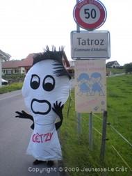 Jeunesse de Tatroz
